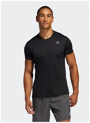 adidas adidas FL6972 Run It T-Shirt Siyah